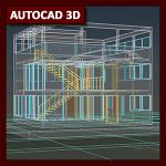AutoCAD 3D Tutorial 01: Introducción a AutoCAD 3D y primitivas base