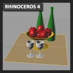 Rhinoceros Tutorial 03: modelado mediante Revolución o Revolve