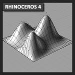 Rhinoceros Tutorial 04c: Trabajo con puntos de control