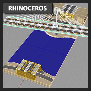 Rhinoceros conceptos base: inserción de referencias o Blueprints