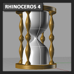 Rhinoceros Tutorial 05: modelado mediante Loft