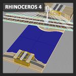 Rhinoceros Tutorial 06: inserción de referencias o Blueprints