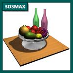 3DSMAX Tutorial 02: uso de modificadores y Shapes 2D