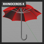 Rhinoceros Tutorial 07: modelado mediante Rail Revolve