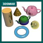 3DSMAX Tutorial 06: Materiales y Mapeo
