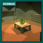 3DSMAX Tutorial 07, parte 1: Iluminación Standard