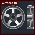 AutoCAD 2D Tutorial 07: Areas o Hatch