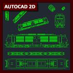 AutoCAD 2D Tutorial 08: grupos y bloques