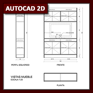 AutoCAD 2D Layout: Escalas de Ventanas gráficas