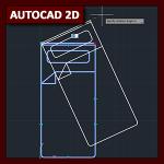 AutoCAD 2D Tutorial 10: Bloques dinámicos en AutoCAD, parte 1