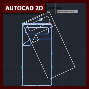 AutoCAD 2D Bloques: bloques dinámicos en AutoCAD parte 1