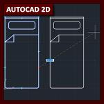 AutoCAD 2D Tutorial 10: Bloques dinámicos en AutoCAD, parte 2