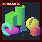 AutoCAD 3D Tutorial 06: Operaciones con sólidos