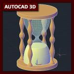 AutoCAD 3D Tutorial 08: Polysolid y Loft