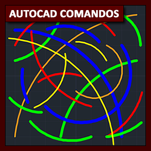 Comandos AutoCAD: el comando Arc