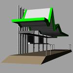 Módulo Taller de Maquetería Virtual II, Año 2010