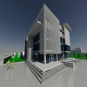 Módulo Taller de Maquetería Virtual II, año 2014