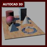 AutoCAD 3D Tutorial 09: Render y GI parte 1, Background