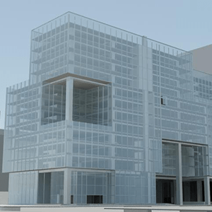 Módulo Taller de Maquetería virtual III, año 2011