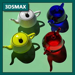 3DSMAX Iluminación: Tipos y parámetros de Sombreados