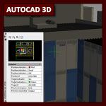 AutoCAD 3D Tutorial 10: Animación en AutoCAD parte 1, Walk and Fly