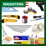 Maquetería 05: Herramientas para Maquetería