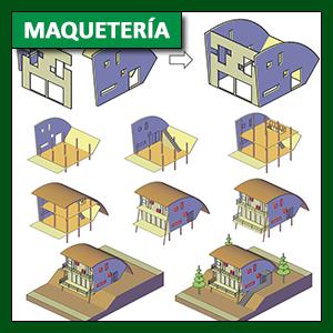 Maquetería: Criterios básicos para construir una maqueta