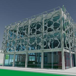 Módulo Taller de Maquetería Virtual II, año 2015