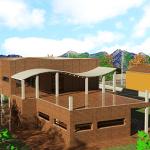 Módulo Taller de Maquetería Virtual III, año 2012