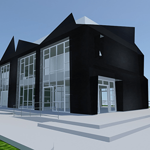 Módulo Taller de Maquetería Virtual III, año 2013