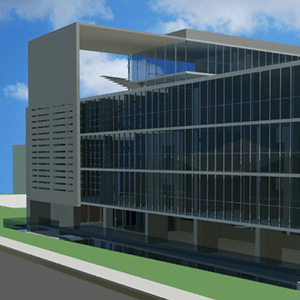 Módulo Taller de Maquetería Virtual III, año 2014