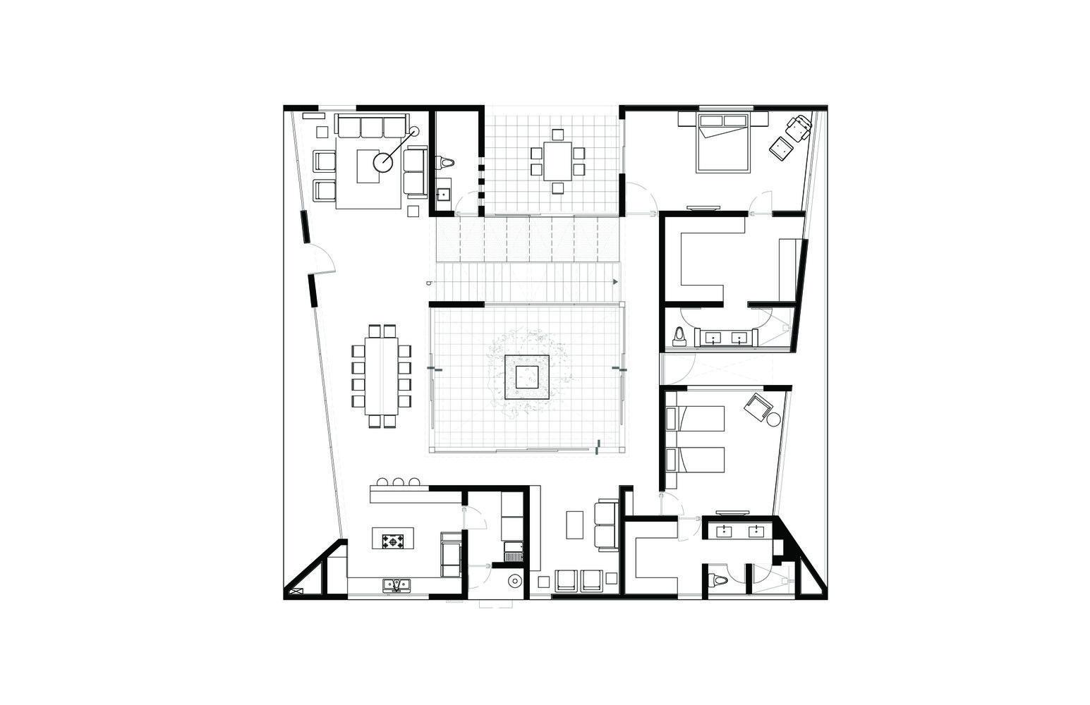Dibujo t cnico conceptos generales sobre dibujo for Normas para planos arquitectonicos
