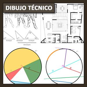 Dibujo Técnico: conceptos generales sobre dibujo