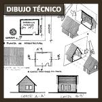 Dibujo Técnico: convenciones sobre el dibujo de Arquitectura