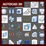 AutoCAD 3D Tutorial especial: Lista de Comandos 3D