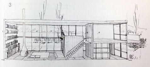 Dibujo t cnico tipos de l nea grosores y usos mvblogmvblog for Planos tecnicos arquitectonicos