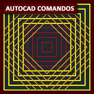 Comandos AutoCAD: el comando Offset