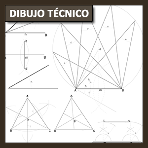 Dibujo Técnico: Trazados geométricos fundamentales