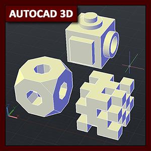 AutoCAD 3D Modelado: UCS o User Coordinate System