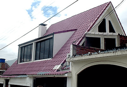 Planimetr a 05 cubiertas en arquitectura mvblogmvblog for Techos de concreto para casas