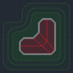 Comandos AutoCAD Tutorial 16: comandos Fillet, Chamfer y Blend curves