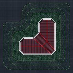 Fillet, Chamfer y Blend curves