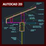 AutoCAD 2D Tutorial 06b, Cota Leader