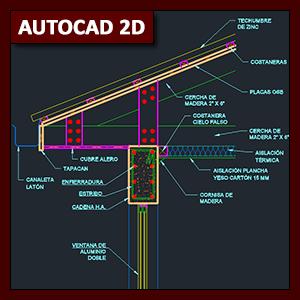 AutoCAD 2D Cotas: uso de cota Leader