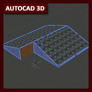 AutoCAD 3D Modelado: niveles de Subobjetos en sólidos