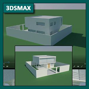 3DSMAX Animación: Representación final en vídeo
