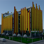Módulo Taller de Maquetería Virtual II, año 2019
