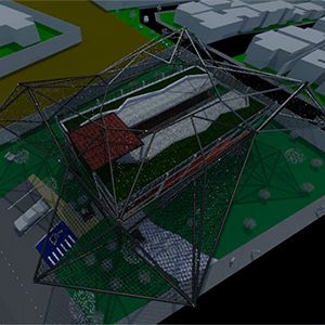 Módulo Taller de Maquetería Virtual III, año 2019
