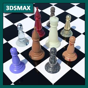 3DSMAX Materiales: Material Physical parte 1, introducción y parámetros base