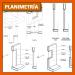 Planimetría 04: Representación en planos de muros, puertas y ventanas